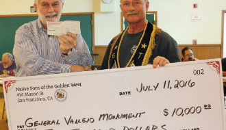 Sonoma Honors General Vallejo