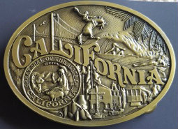 Grand Presidents Belt Buckle